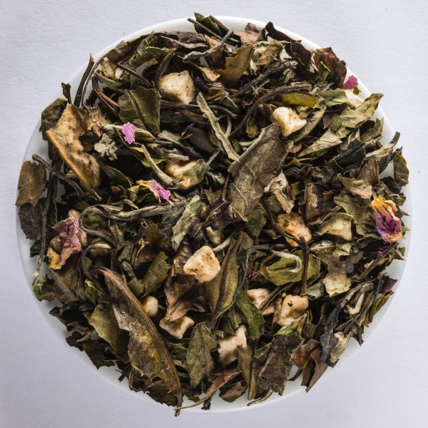 Juniper Tonic (formerly: Gin Tonic) (Flavoured white tea)