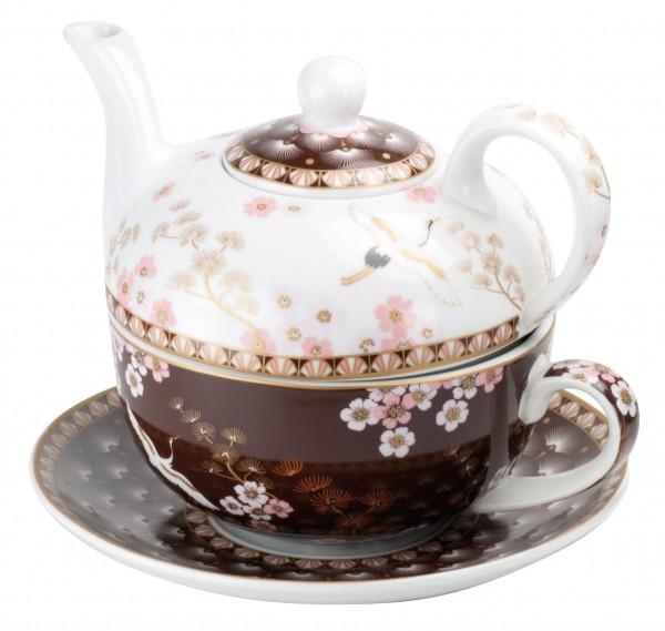 Porz.Tea for one 'Orient' 0,3l in Geschenkv.