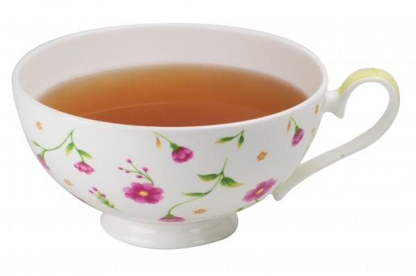 Brillant porxelain tea cup 'Flora' 300 ml