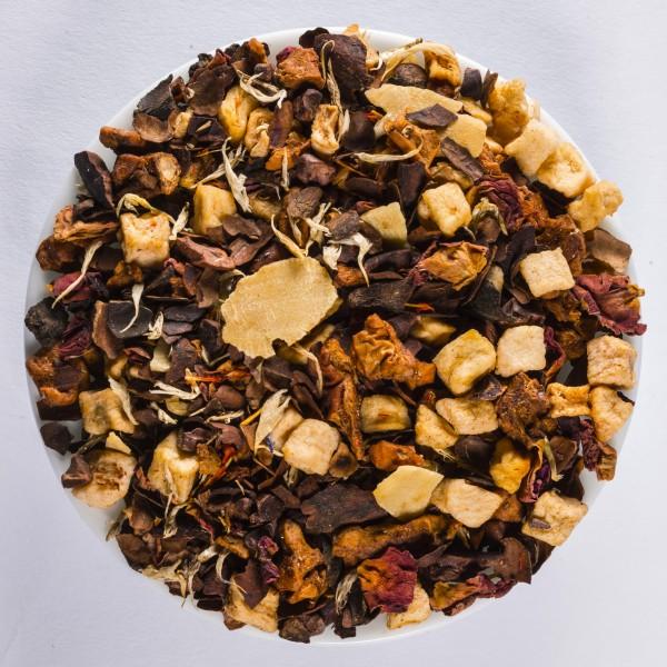 Crepe de Chocolate (Té de frutas)