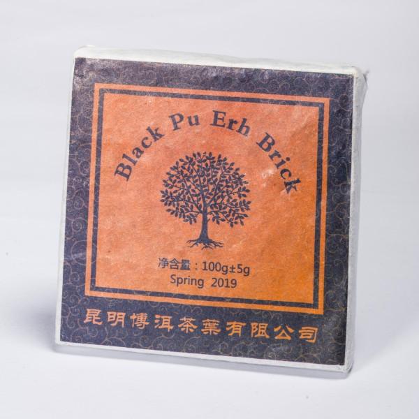 China Hong Zhuang Pu-Erh ca. 100 g - shu