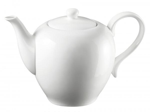Tetera de porcelana brillante 'Clara' 1,5 l