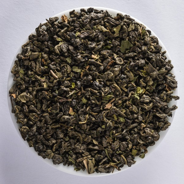 Thé à la Marrakesh (Flavoured green tea)