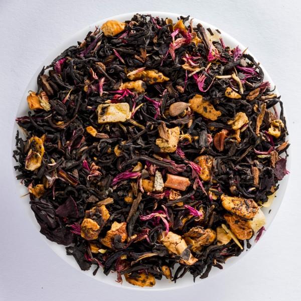 Dulce Recuerdo de Feria (Té negro aromatizado)