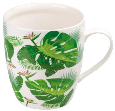 Leicht-Keramik Mega-Mug 800 ml 'Dschungel'