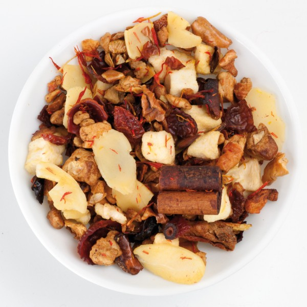 Spéculoos-Toffee (Tisane aux fruits)