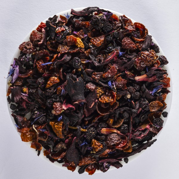 La meilleure Baie de Betty (Tisane aux fruits)