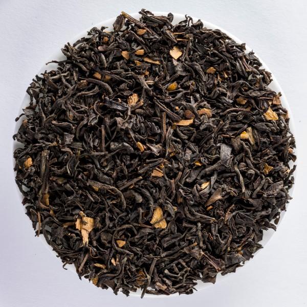 Cannelle (Thé noir aromatisé)