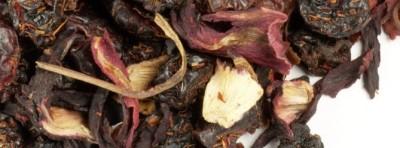 !Cerise Epicée (Tisane aux fruits)