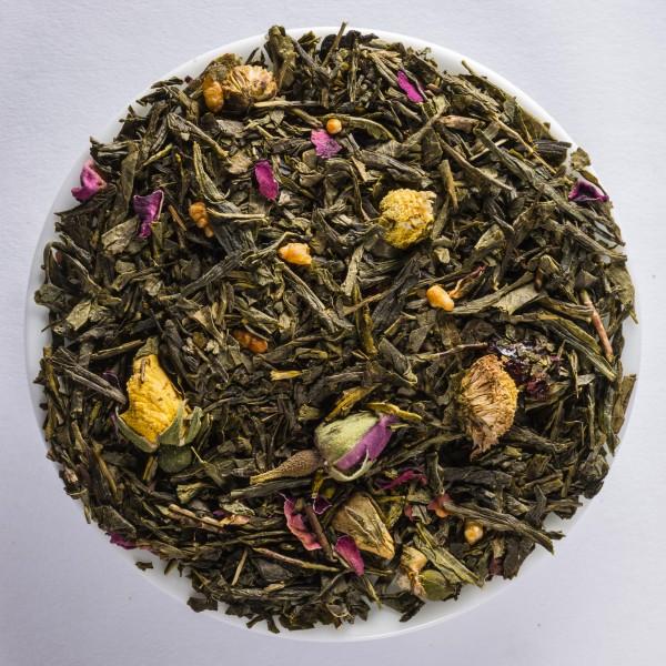 Eight Treasures (Flavoured green tea)