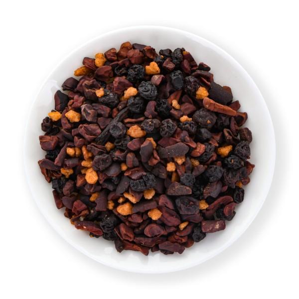 Espuma de Cacao (Infusión de hierbas)