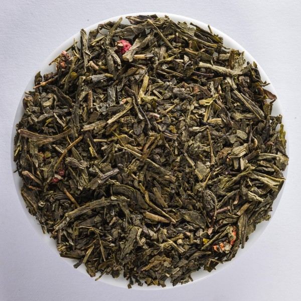 Groseille Folle (Thé vert aromatisé)