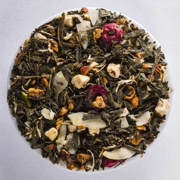 Pistache (Thé vert aromatisé)