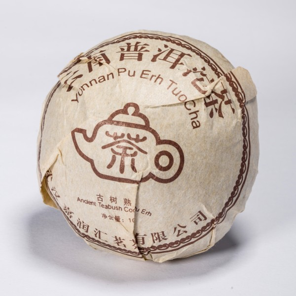 China Pu-Erh Tuo Cha ca. 90 g bis 100 g - shu