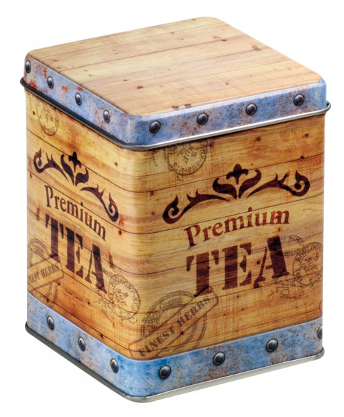 SCD 'Tea Chest' 125g eckig