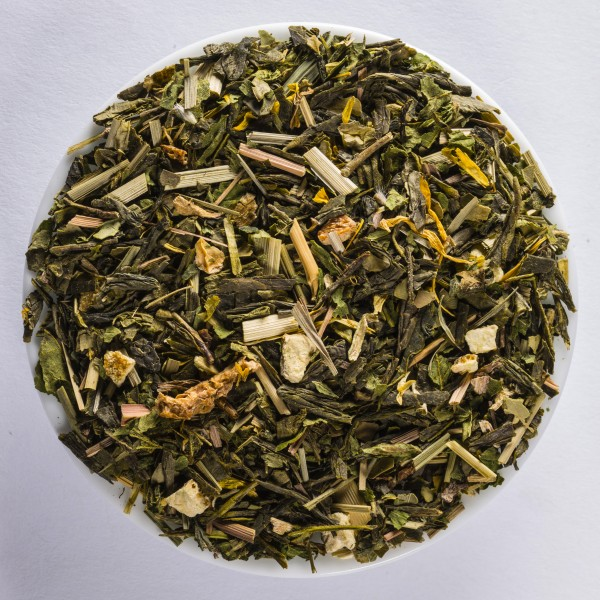 Green stuff Bio (green tea blend) DE-ÖKO-003