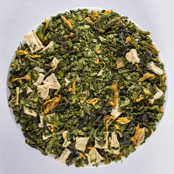 Savoy Cabbage Bomb (Vegetable Tea)