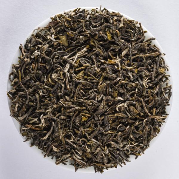 China Yunnan green Bio green tea, DE-ÖKO-003