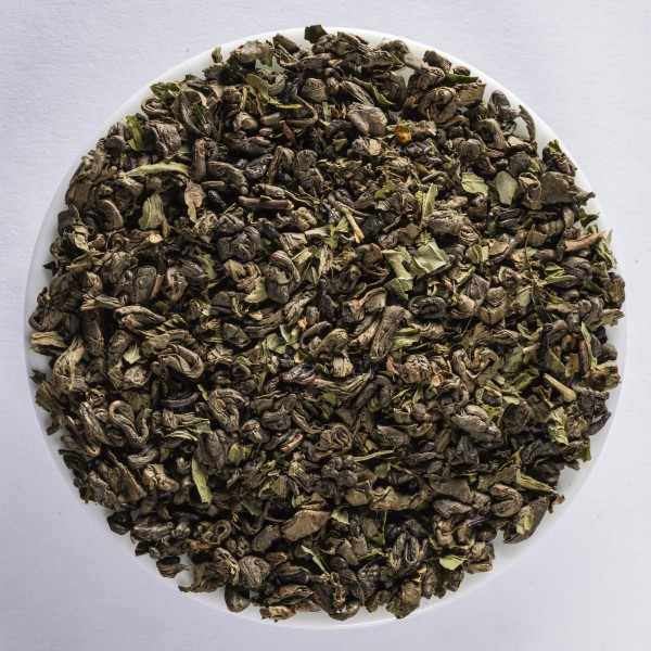 Thé à la Marrakesch Bio (Grünteemischung) DE-ÖKO-003